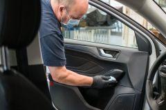 Fahrzeugdesinfektion in KFZ-Werkstätten