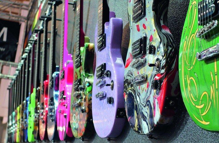 Autozum E-Gitarren