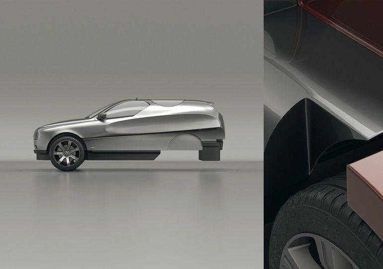 Virtuelle Fahrzeugmodelle helfen beim Lackdesign