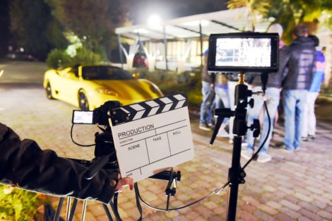 Automodelle in TV & Film
