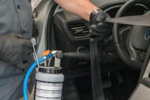 Versicherer möchten Fahrzeugdesinfektion nicht mehr zahlen