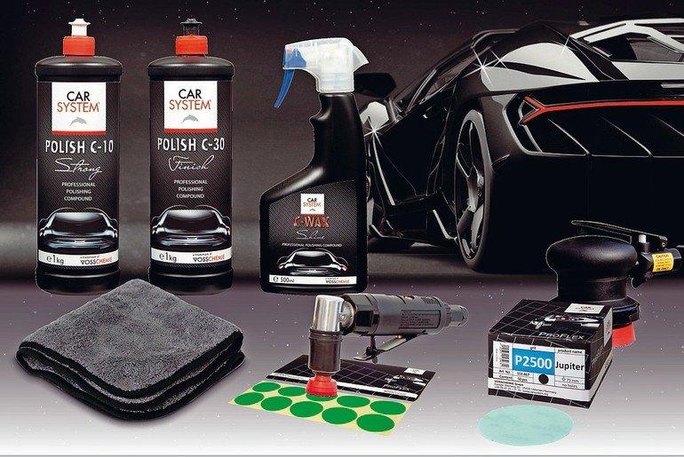 Carsystem ProFlex-Sortiment