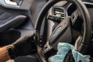 Fahrzeugdesinfektion