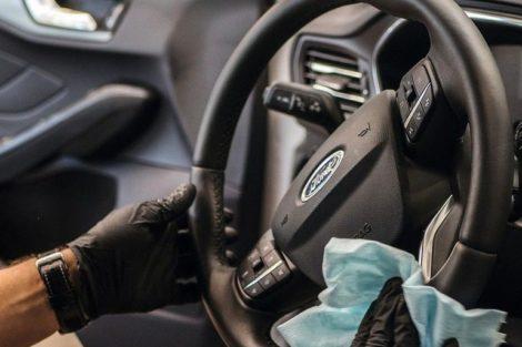 Fahrzeugdesinfektion Auftraggeber muss zahlen