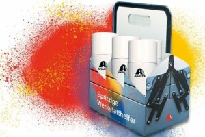 Spraydosenprodukte Sixpack