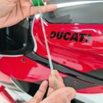 Echte Nische: Motorradfolierung beim Folienwerk