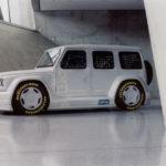 G-Klasse Designstudie Project Geländewagen