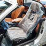 Fahrzeuginnenflächen schützen