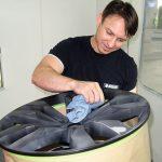 Felgenaufbereitung: Know-how und Technik