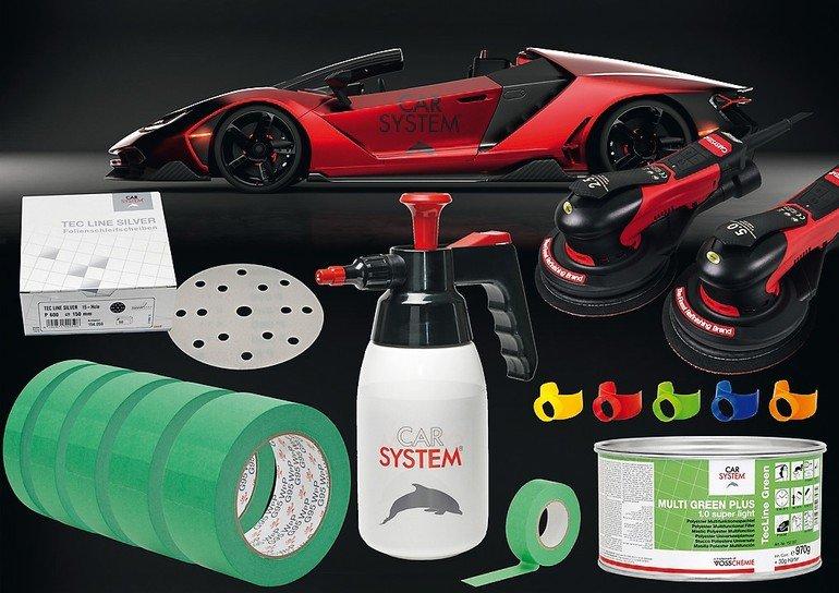 Carsystem Produktprogramm