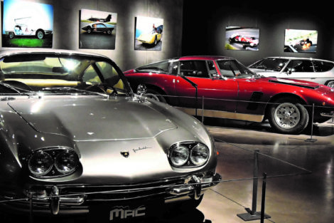 MAC Museum Art & Cars