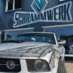 Schrammwerk Custom Painting