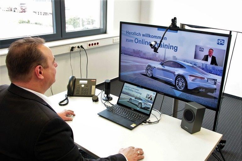PPG bietet innovatives Web-Training