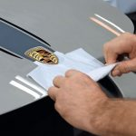 Porsche bietet Folierung vom Hersteller an