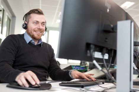 Fahrzeugdiagnose mit macsRemote Services