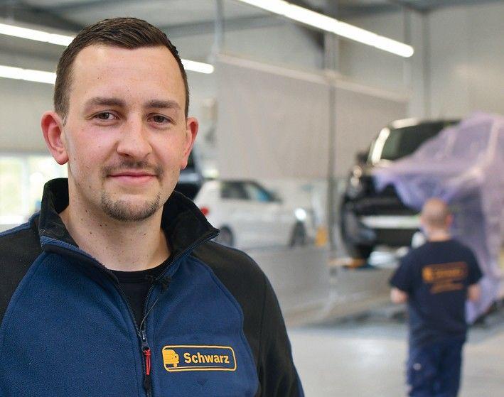 Auto Schwarz GmbH investiert in neue Lackieranlage