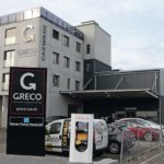 Neubau der Firma Greco