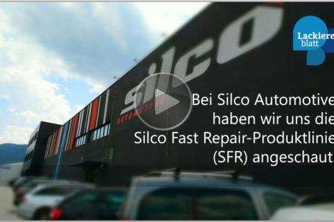 Silco Fast Repair-Produktlinie