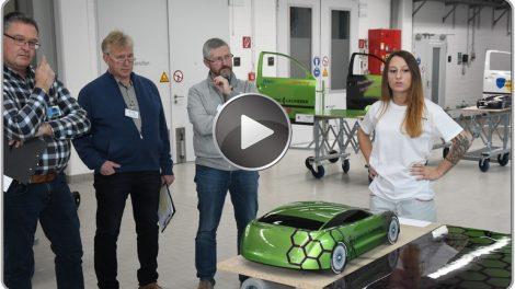 Bundesleistungswettbewerb Fahrzeuglackierer 2019