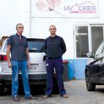 Frank und Marc Wacker