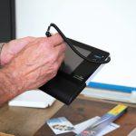 Adelta Finanz AG Unterschriften-Pad