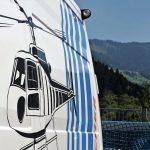 Technik und Design: Wenn Hubschrauber lackiert werden