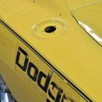 Dodger Charger erhält Vintage-Lackierung