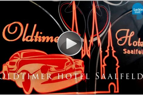 Oldtimer Hotel Saalfeld