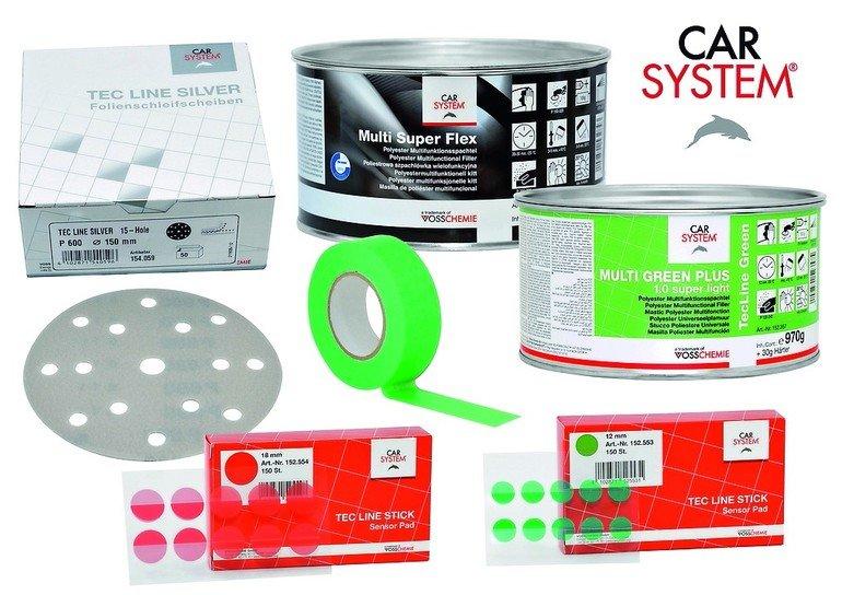 Carsystem Produktsortiment